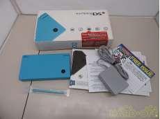 Nintendo DSi Matte Blue|NINTENDO