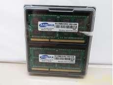 4GB/2枚 RAMMAX