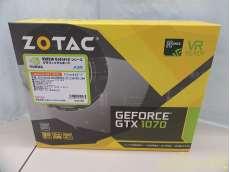 GeForce GTX 1070 Mini 8GB|ZOTAC