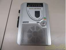 ポータブルカセットレコーダー|ANDO