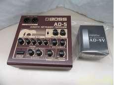 Acoustic Instrument Processor|BOSS