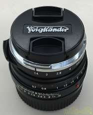 Mマウント用レンズ|VOIGTLANDER
