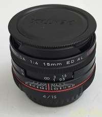 広角単焦点レンズ|RICOH