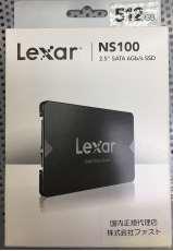 SSD 512GB|LEXAR MEDIA