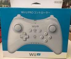 WiiU PROコントローラー (shiro)|NINTENDO