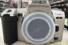 コンパクトフィルムカメラ|MINOLTA