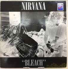 BLEACH Geffen Records