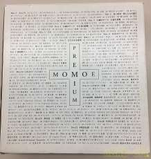 MOMOE PREMIUM|Sony Music Records