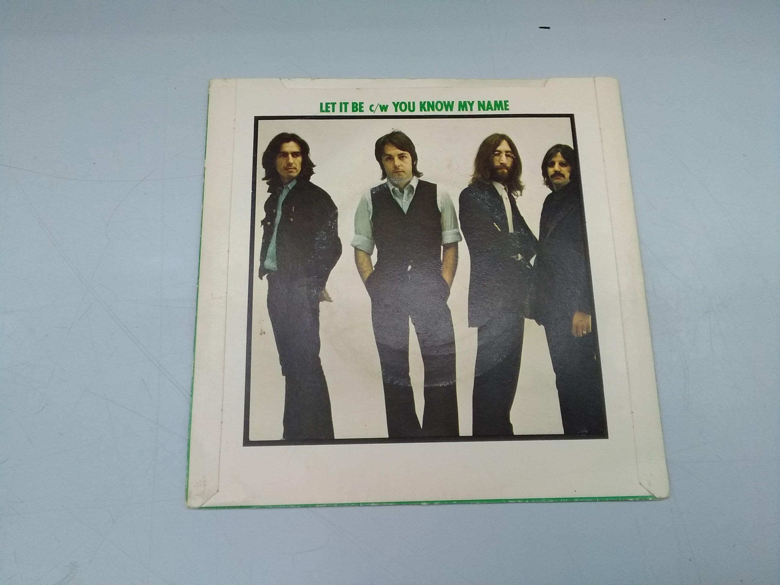 シングルレコード|EMI