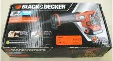 コードレス レシプロソー 未使用品|BLACK&DECKER