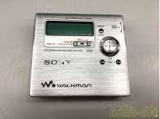 ポータブルMDレコーダー|SONY
