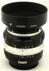 単焦点標準レンズ
