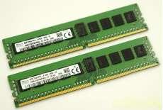 サーバ用DIMM DDR4 8GBメモリ 2枚組|その他ブランド