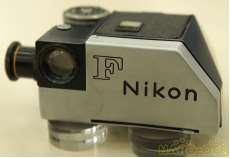 NIKON F用交換ファインダー NIKON
