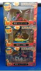 ドラゴンボールZ ソフビネットシリーズ3点セット|MEGAHOUSE