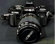 カメラ MINOLTA