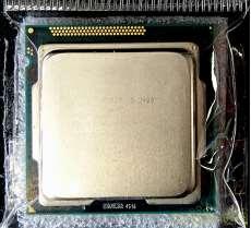 core i5-2400@3.1GHz INTEL