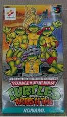 TURTLES TURTLES IN TIME|KONAMI