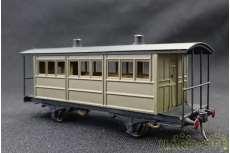 古典客車|KAWAI MODEL