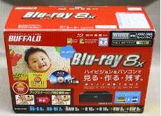 外付けBDドライブ BR-X816U2|BUFFALO