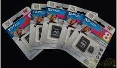 microSDHC(5枚セット) SILICONPOWER