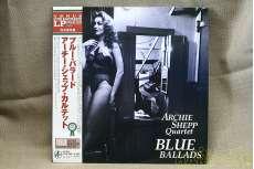 LP盤 JAZZ ブルー・バラード アーチー・シェップ・カルテット|Venus