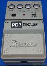 ベース用オーバードライブ|IBANEZ