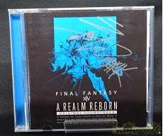 【サイン入】FF XIV Original Soundtrack【映像付】 SQUARE ENIX