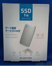 外付けSSD 1TB ELECOM