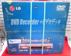 VHS一体型DVDレコーダー|LG電子ジャパン