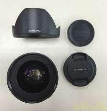 標準・中望遠単焦点レンズ|SAMYANG