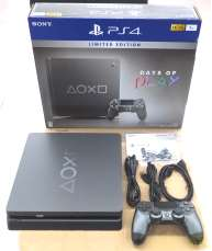 PS4 Days of Limited Edition|SONY
