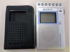 ポケットラジオ ICF-R351