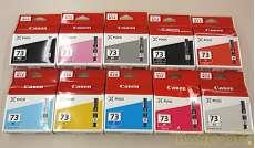 73シリーズ10色セット インクカートリッジ|CANON