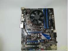 マザーボード+CPU