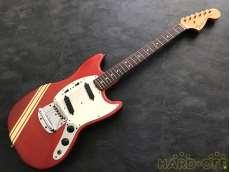 【エレキギター界の暴れ馬】FENDER MUSTANG|FENDER USA