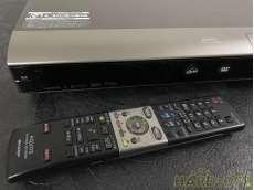 【HDD容量250GB】シャープDVDレコーダー SHARP