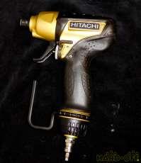 高圧エアーインパクトドライバ|HITACHI