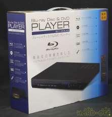 【未使用品】ブルーレイ/DVDプレイヤー|情熱価格