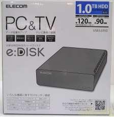 外付けHDD/USB3.0/2.0対応