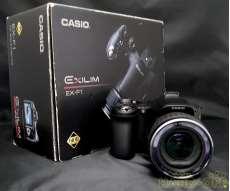 CASIO コンパクトデジタルカメラ EXILIM PRO EX-F1|CASIO