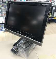 SHARP「16型」液晶テレビ|SHARP