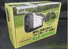【新品・未使用品】ゴルフ用レーザー距離計|KENKO