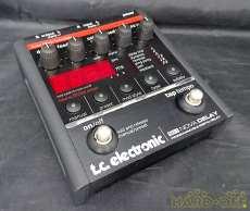【TC2290デジタルディレイをコンパクトな形に発展】 T.C.ELECTRONIC
