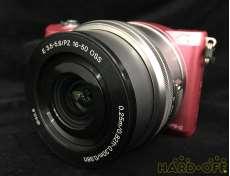 【Eマウント対応ミラーレス一眼カメラ!!】ILCE-5000|SONY