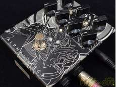 【限定】ALPHA OMEGA Japan Limited EVA 【ベース用プリ】|DARKGLASS ELECTRONICS