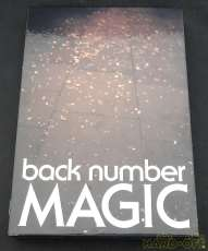 BACK NUMBER MAGIC CD1枚、DVD2枚組|Universal Music