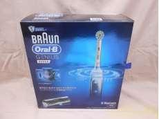 電動歯ブラシ オーラルB ジーニアス9000|BRAUN