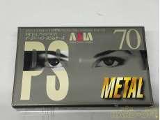 メタル カセットテープ 70分|AXIA