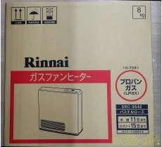 未使用 Rinnai / リンナイ ガスファンヒーター SRC-364E|Rinnai